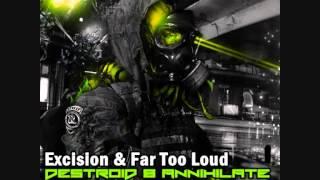Breaks Excision & Far Too Loud Destroid 8 Annihilate Dj Lanz Refix