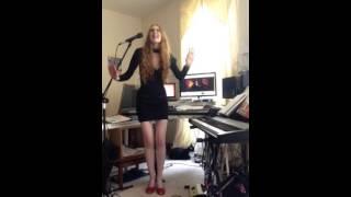 Stephanie Baker Singing - California Soul (Marlena Shaw)