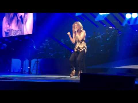 Celine Dion - The Show Must Go On (Live Montreal 13/8/2016)
