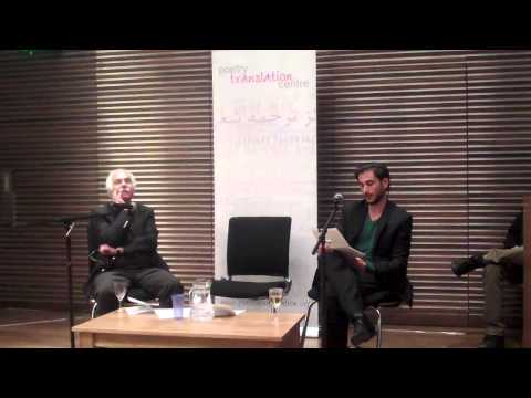 Abdellatif Laabi and Andre Naffis-Sahely read 'The Wolves'