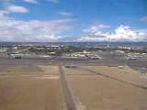 Mokulele Airlines Embraer 170-Kona-Honolulu (Landing)