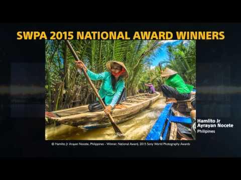 Sony World Photography Awards (SWPA) 2016 Introduction