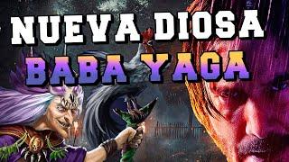 Gambar cover BABA YAGA / NUEVA DIOSA en Smite y ES UNA LOCURA!!!