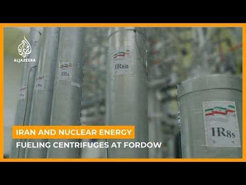 Iran begins fuelling centrifuges at Fordow
