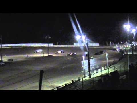 Jackson County Speedway- Sport Mod Heat 06/15/2013