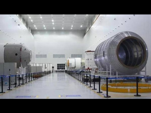 China to launch Tianzhou-1 cargo spacecraft in April