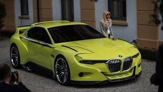 New 2015 BMW 3.0 CSL Hommage | First Drive