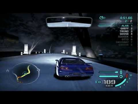Need For Speed: Carbon - Race #49 - Library Square (Race Wars - Circuit)