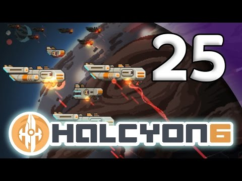 Halcyon 6: Starbase Commander - 25. Trans-dimensional Cloning - Let's Play Halcyon 6 Gameplay