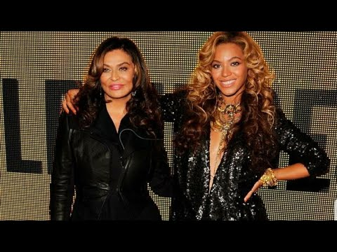 Maria Shriver interviews Superstar Beyonce's mother Tina Knowles Lawson