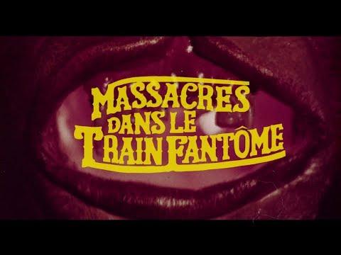 Massacres dans le train fantôme (1981) Bande-annonce française- HD