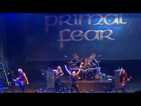 PRIMAL FEAR - South & Latin America Tour 2016 ( CDMX 18-09-2016) by Alex