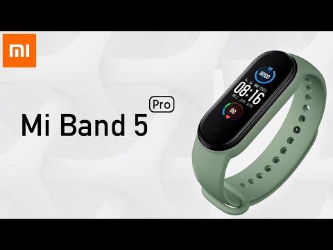 Xiaomi Mi Band 5 Pro –ЛУЧШИЙ БРАСЛЕТ