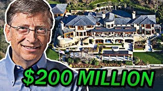 10 Most Expensive Thİngs Owned By Bill Gates