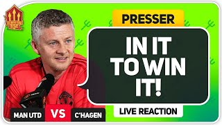 Solskjaer Press Conference Reaction! Manchester United vs FC Copenhagen