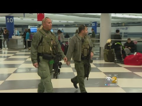 Extra Security At Chicago's Airports After Fort Lauderdale Shooting