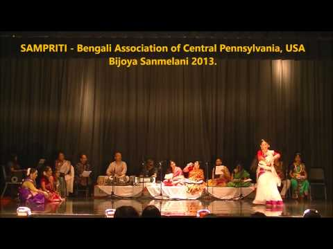 SAMPRITI - Bengali Association of Central Pennsylvania - Bijoya Sanmeloni 2013