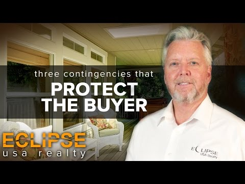 [Eclipse USA Realty] - Three Contingencies That Protect the Buyer