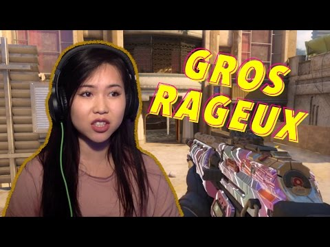 BLACK OPS 3 : Gros rageux (FR gameplay + ENG SUB) | Laura