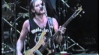 Motörhead - Ace Of Spades (Live 1991)