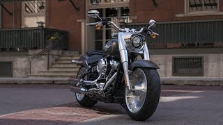 New 2019 Harley-Davidson Fat Boy Officially Unveiled in Europe - Will finally be revealed !!