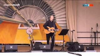 Hannes Wader - live beim TFF Rudolstadt - MDR Bericht: Schon so lang, Dass wir so lang leben dürfen