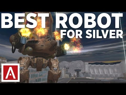 War Robots [WR] Tutorial - BEST Robot for SILVER