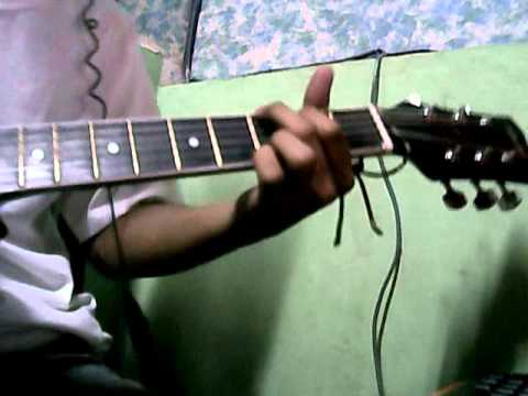Biglaan By 6cyclemind guitar cover with Rocky Francisco