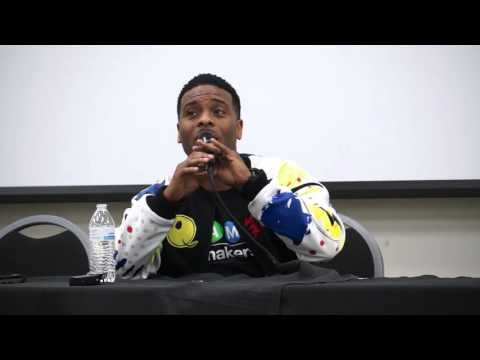 Kel Mitchell panel - PB Comic Con X 2016 - Brain Drain