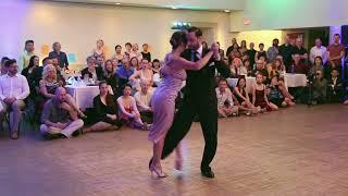 Fausto Carpino & Stephanie Fesneau (2) - Toronto Tango Festival 2018