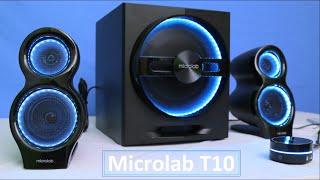 Microlab T10 ជាធុងបាសលឺច្បាស់ ពិរោះ និងលឺដាច់ល្អ | Camtoptec Online Shop | Cambodia Online Shop