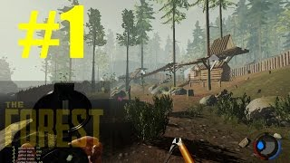 Dalış Takımı ve Tırmanma Baltası - The Forest #1
