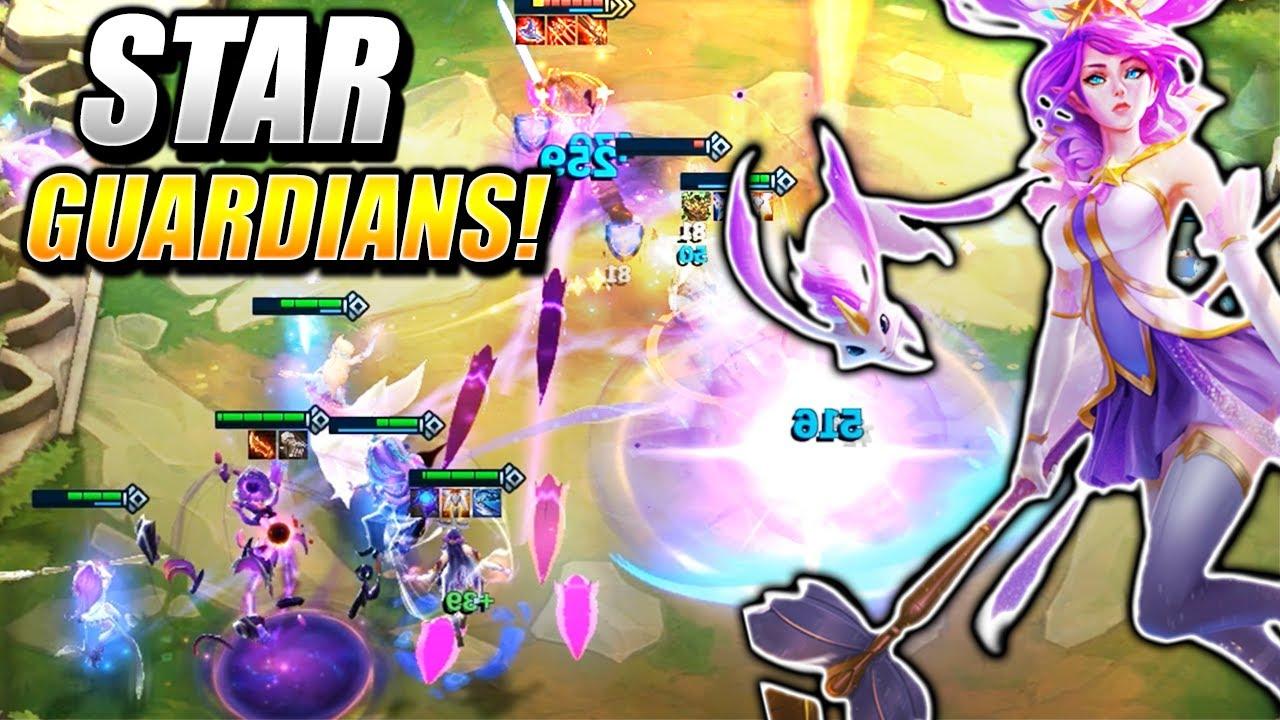 STAR GUARDIANS STRATEGY! - TFT Teamfight Tactics 10.16 RANKED Guide Galaxies Meta COMP SET 3.5