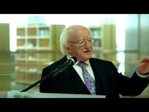 Speech by President Higgins at the National Library of Latvia