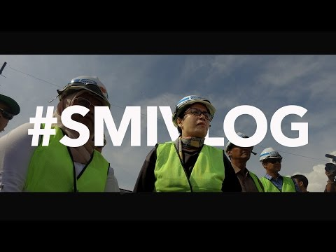 [VLOG] - #SMIVLOG A day with The Minister: Semarang #1