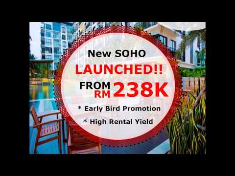 New SOHO Property Project @ Sepang FREEHOLD