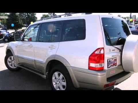 2006 mitsubishi montero 4x4 limited 7 passenger youtube for Mccloskey motors truck town