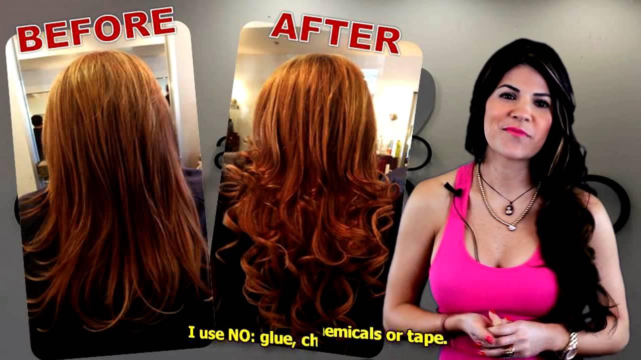 Hair Stylist At Salon Chenzo Boca Raton Developed A Technique For