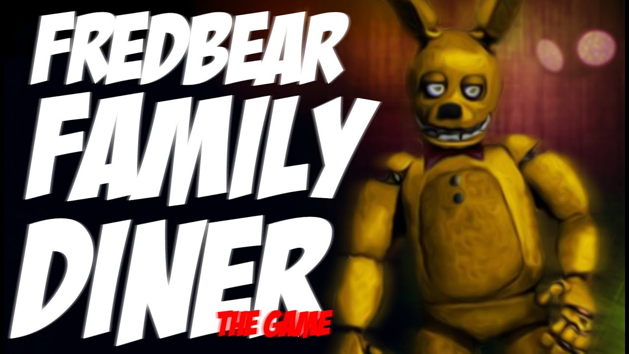 Fredbears family diner demo play now - Fredbear S Family Dinner Demo