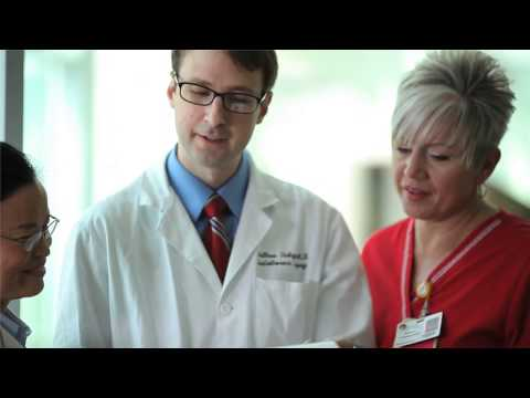 Lung Cancer Treatment at UAMS