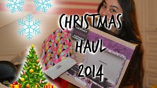What I Got For Christmas 2014 [HD] Thumbnail