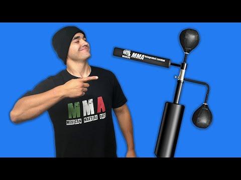 Boxing & MMA Spinning Bar Training - Innolife