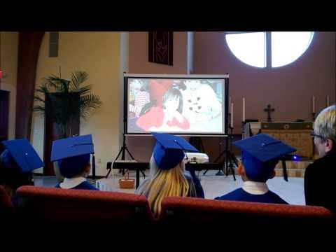 The Lutheran Academy   Ben's Kindergarten Graduation 2013