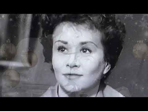 Dame Joan Plowright - Merry Xmas