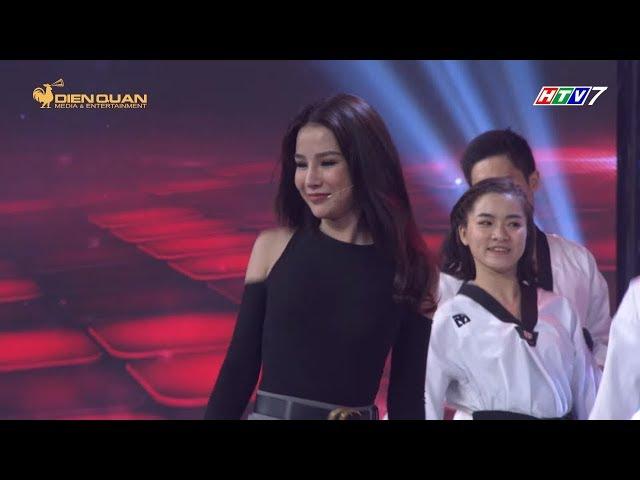 Đấu trường võ nhạc   teaser tập 4: Diệp Lâm Anh hào hứng lên sân khấu nhảy cùng thí sinh cực sung