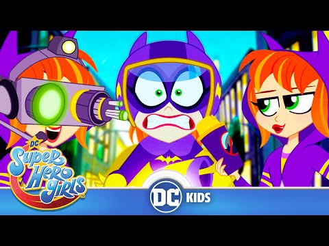 DC Super Hero Girls | Gadgets and Gizmos! | @DC Kids