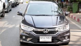 All New Honda City 2017 Easy Test Drive