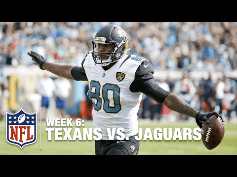 Blake Bortles Tosses a 29-Yard TD Pass to Julius Thomas! | Texans vs. Jaguars | NFL