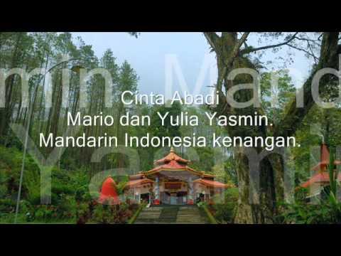 Kasih abadi - Mario POP Mandarin Indonesia Kenangan