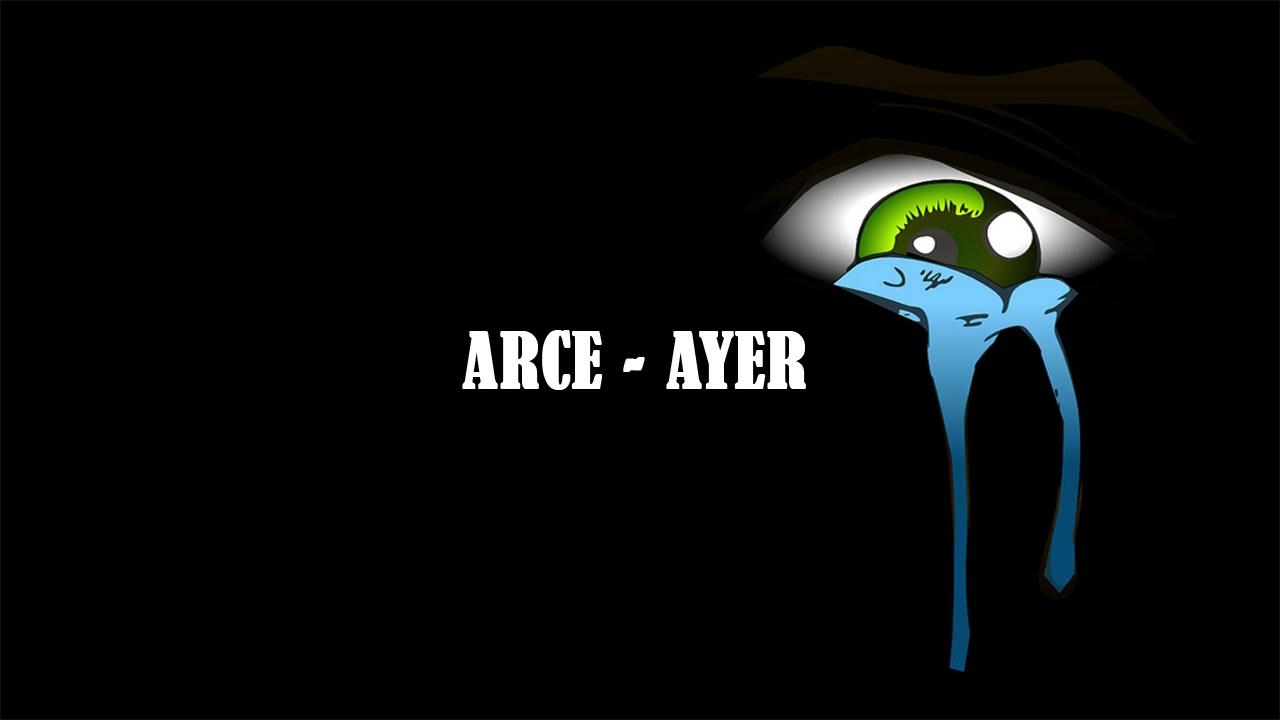 Arce - Ayer | Letra - YouTube